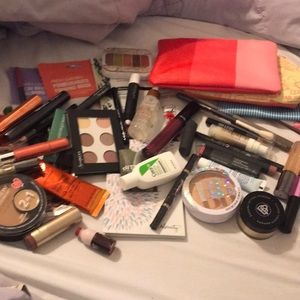 Other - Makeup skin face hair beauty lot lip eyes 46 items
